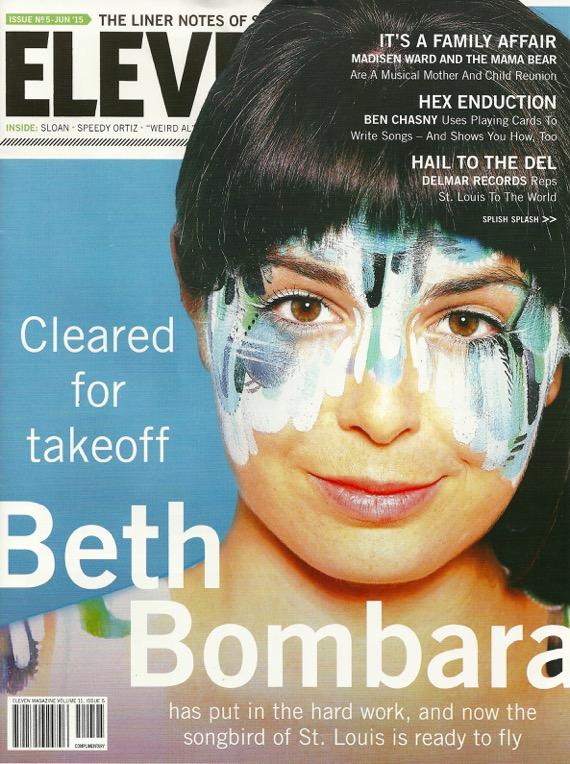 BethBombaraElevenMagazineCover