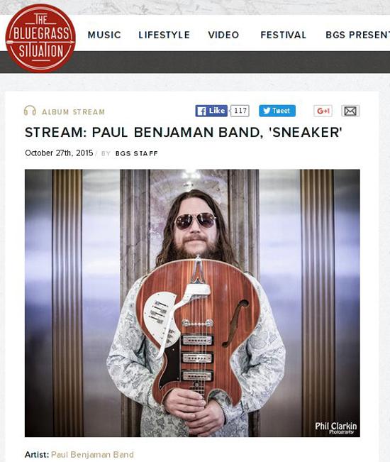 PaulBenjamanBluegrassSituation