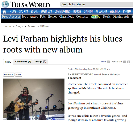 07-04LeviParham_TulsaWorld_Interview